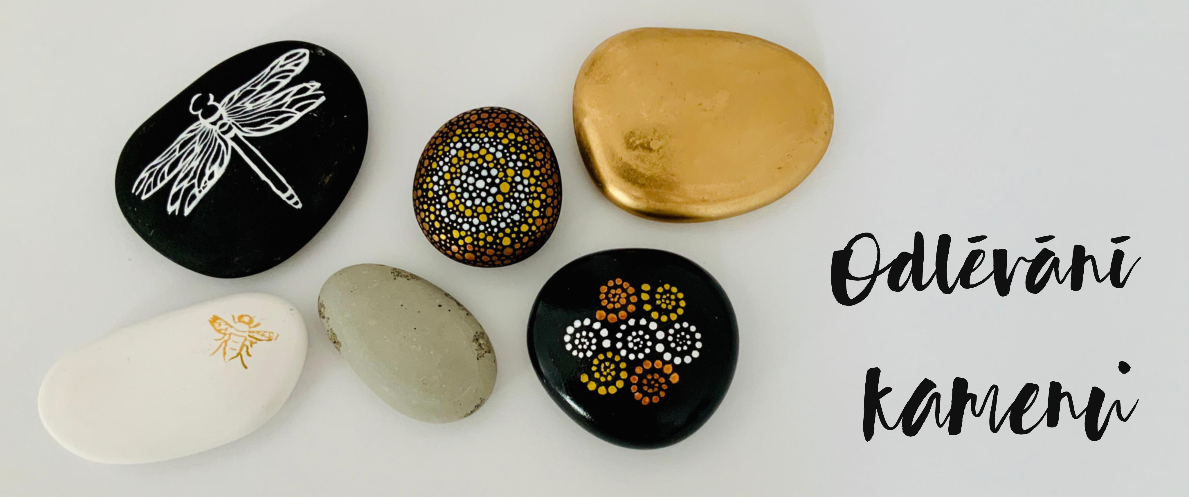 Video návod - Odlévání dekoračních kamenů